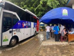 Donor Darah Digelar di Dinsos Aceh, Terkumpul 31 Kantong