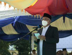 Sekda Aceh Minta Pesantren Oemar Diyan Jadi Pelopor Vaksinasi Santri di Aceh