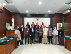 Kasus Pemukulan Ustadz di Nagan Raya Aceh Berakhir Damai dan Saling Bermaaf-maafan